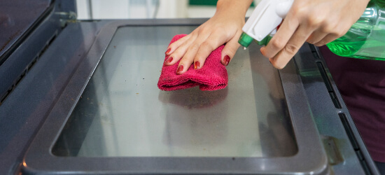 oven cleaning experts near you